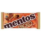Mentos Chocolade Choco & Caramel voorkant