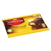 Côte d'Or Chocolade Gevulde Reep Met Advocaat achterkant