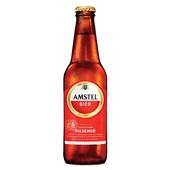 Amstel pils pijpje 30cl voorkant