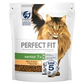 Perfect Fit Kattenvoer Senior voorkant