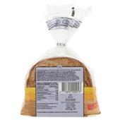 Soma Roggebrood rozijnen noten achterkant