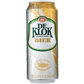 De Klok De Klok Speciaalbier Blond Blik 50 Cl voorkant