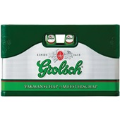 Grolsch Bier Fles 24X30 Cl voorkant