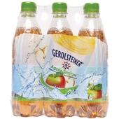 Gerolsteiner Frisdrank Appel spritzer voorkant