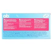 o.b. Pro-Comfort Tampons Mini achterkant