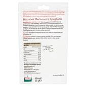 Verstegen Kruidenmix Macaroni Spaghetti achterkant