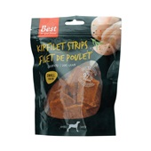 Best for your Friend Hondensnack Kipfilet naturel small voorkant