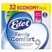 Edet toiletpapier Family Comfort voorkant