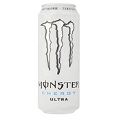 Monster Energydrink Ultra White voorkant