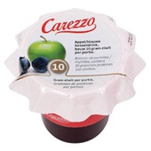 Carezzo Carezzo (3) appel-, blauwe bessensap eiwitverrijkt eiwitverrijkt voorkant