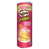 Pringles Chips Ham & Cheese voorkant