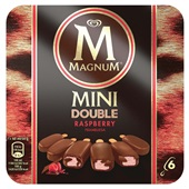 Ola Magnum double raspberry mini voorkant