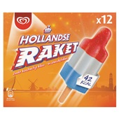 Ola Hollandse raket voorkant