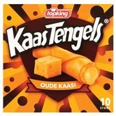 Top King Kaasstengels Doos 10 stuks voorkant