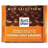Ritter Sport Honing Zout Amandel voorkant