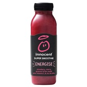 Innocent super smoothie energise voorkant