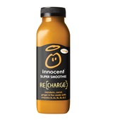 Innocent Super smoothie recharge voorkant