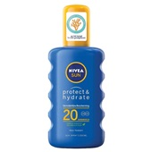 Nivea Sun protect & Hydrate Zonnespray Factor 20 voorkant