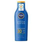 Nivea Sun Verzorgende Zonnemelk Factor 30 voorkant