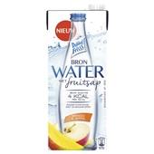 DubbelFrisss bronwater met fruitsap mango-appel voorkant