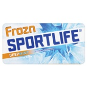 Sportlife Kauwgom Deepmint single voorkant