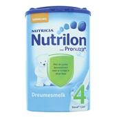 Nutrilon Opvolgmelk 4 Dreumesmelk voorkant