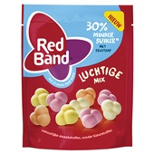 Red Band Snoep Luchtige Winegum Mix voorkant
