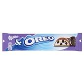 Milka Chocoladereep Oreo voorkant