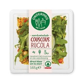 Spar rauwkostsalade couscous rucola voorkant