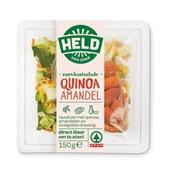 Spar rauwkostsalade quinoa amandel voorkant