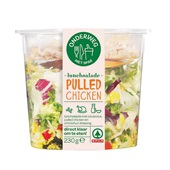 Spar lunchsalade pulled chicken voorkant