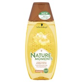 Nature Moments Shampoo Honey Elixir & Barbary Fig Oil voorkant