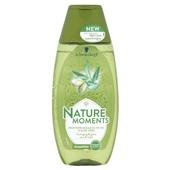 Nature Moments Shampoo Mediterranean Olive Oil & Aloë Vera voorkant