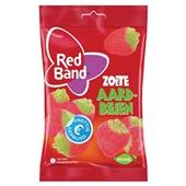 Red Band Snoep Zoete Aardbeien voorkant