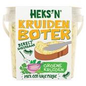 Heksnkaas boter groene kruiden voorkant