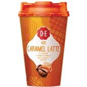 Douwe Egberts ice caramel voorkant