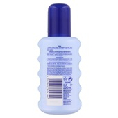 Nivea Aftersun Hydraterende Spray achterkant