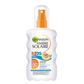 Ambre Solaire Kids Spray factor 50 voorkant