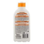 Ambre Solaire Zonnebrand Classic Milk Factor 30 achterkant