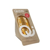 Qizini Sandwich Bacon-Ei voorkant