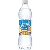 Crystal Clear Frisdrank Citroen Passie voorkant