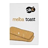 Oke Toast Melbatoast voorkant