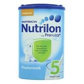 Nutrilon 5 Peutermelk voorkant