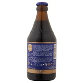 Chimay Trappist Speciale Fles 33 Cl achterkant