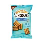 Lay's Sunbreaks chips seasalt voorkant