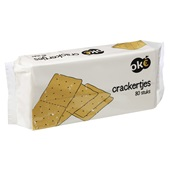 Oke Zoutjes Crackertjes achterkant