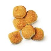 Ambachtelijke Bakker Zachte Bollen Wit Sesam voorkant