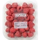 Driscoll's frambozen voorkant