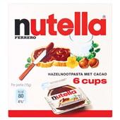 Nutella Hazelnootpasta Cups voorkant