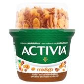 Activia Breakfast Yoghurt Natuurlijk Gesuikerd Met Granen voorkant